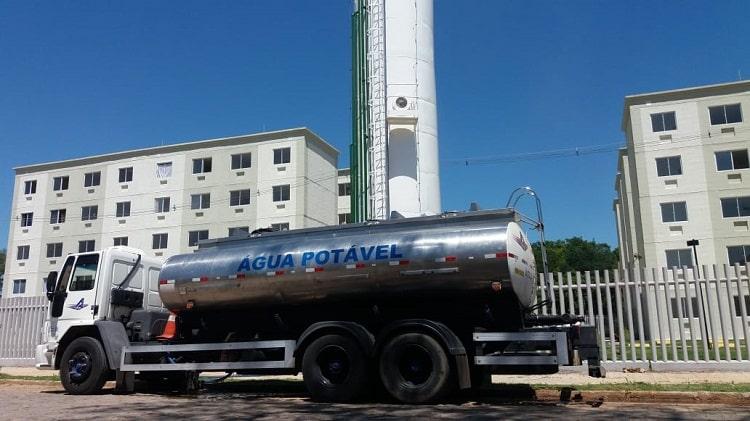 caminhão pipa abastecimento de caixa d'água em porto alegre e região metropolitana